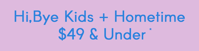 Kids and Homewares