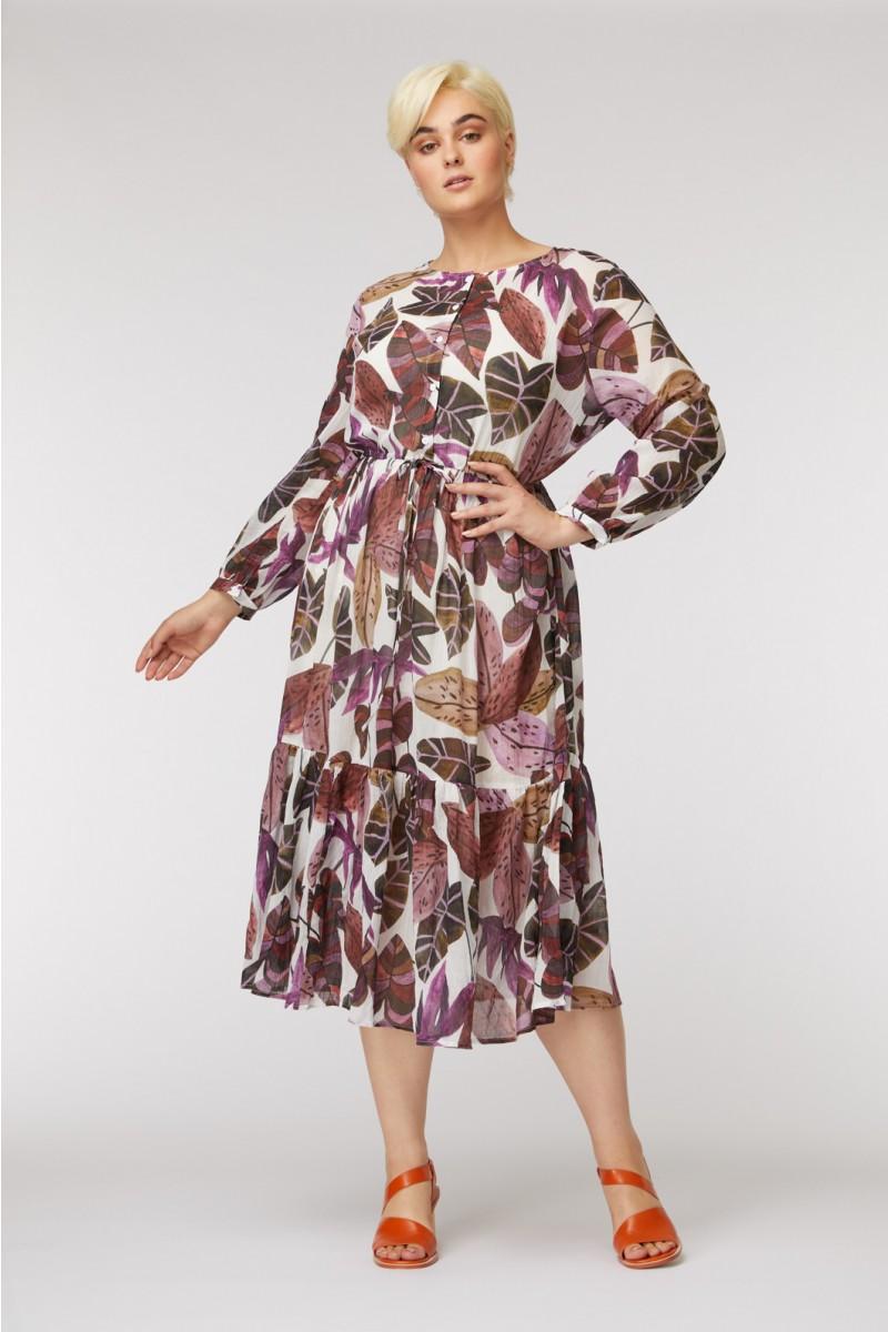 Terrarium Long Dress
