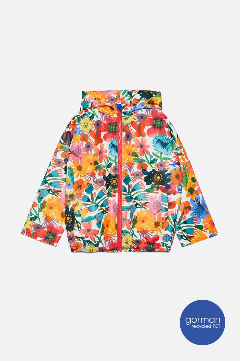 Secret Garden Raincoat