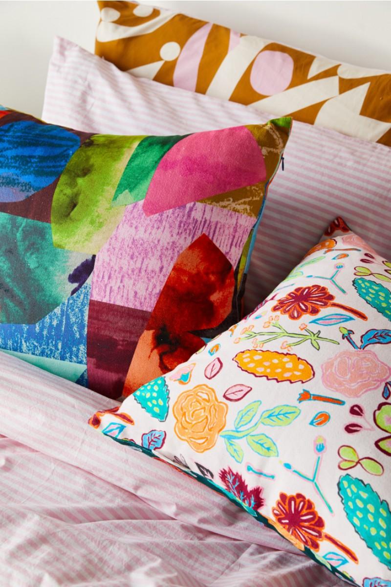 Colour Drop Cushion
