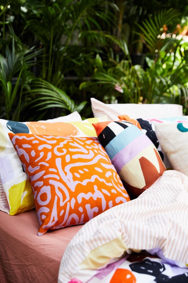 Ripple Effect Cushion