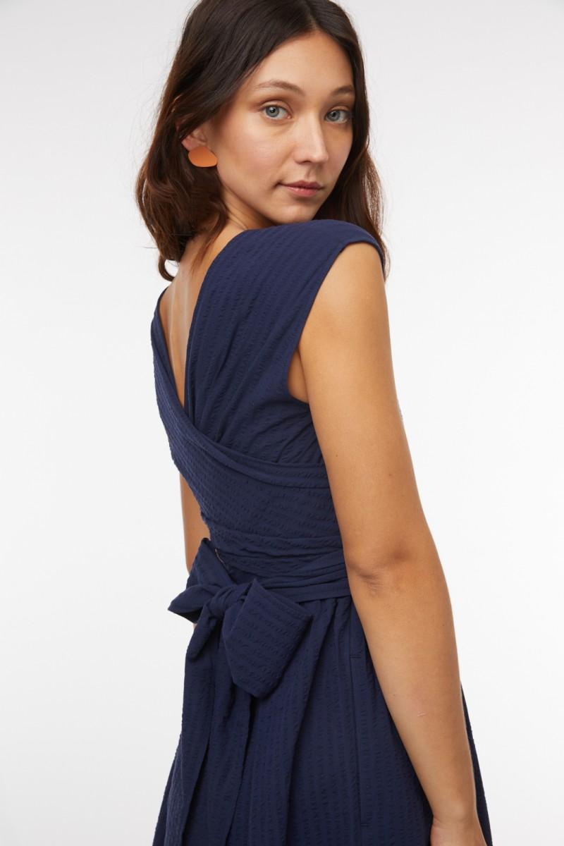 Amy Wrap Dress
