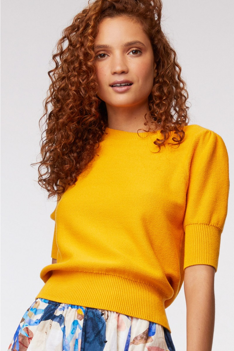 Crayon Knit Top