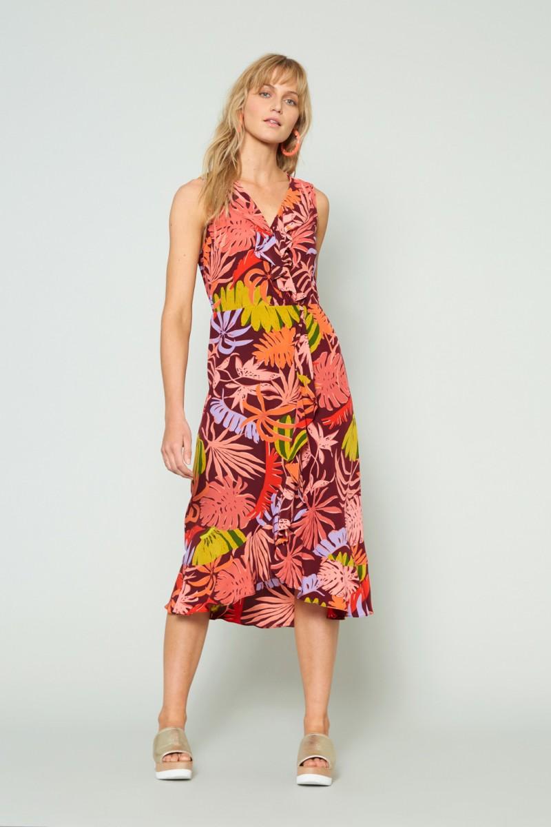 Banana Jungle Dress