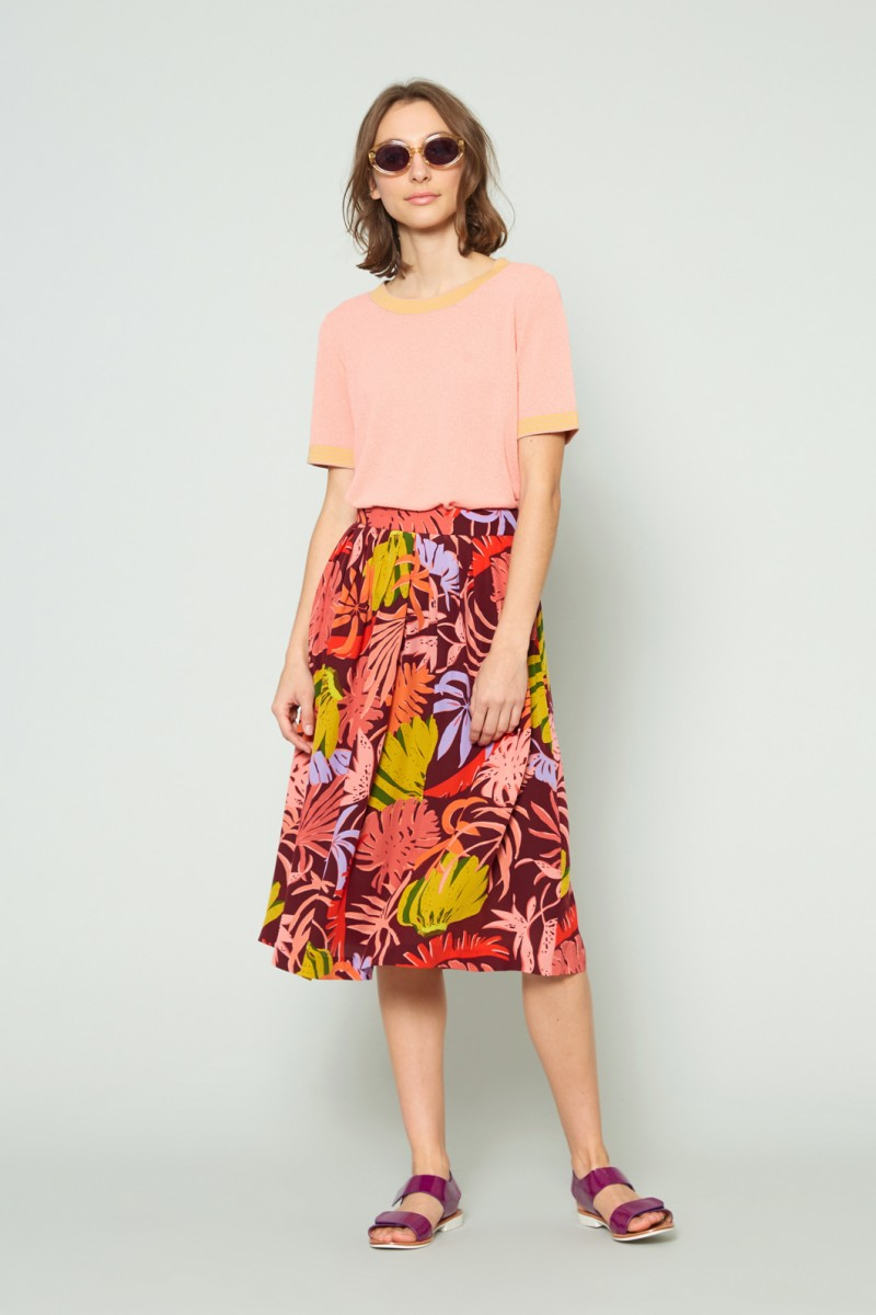 Banana Jungle Skirt