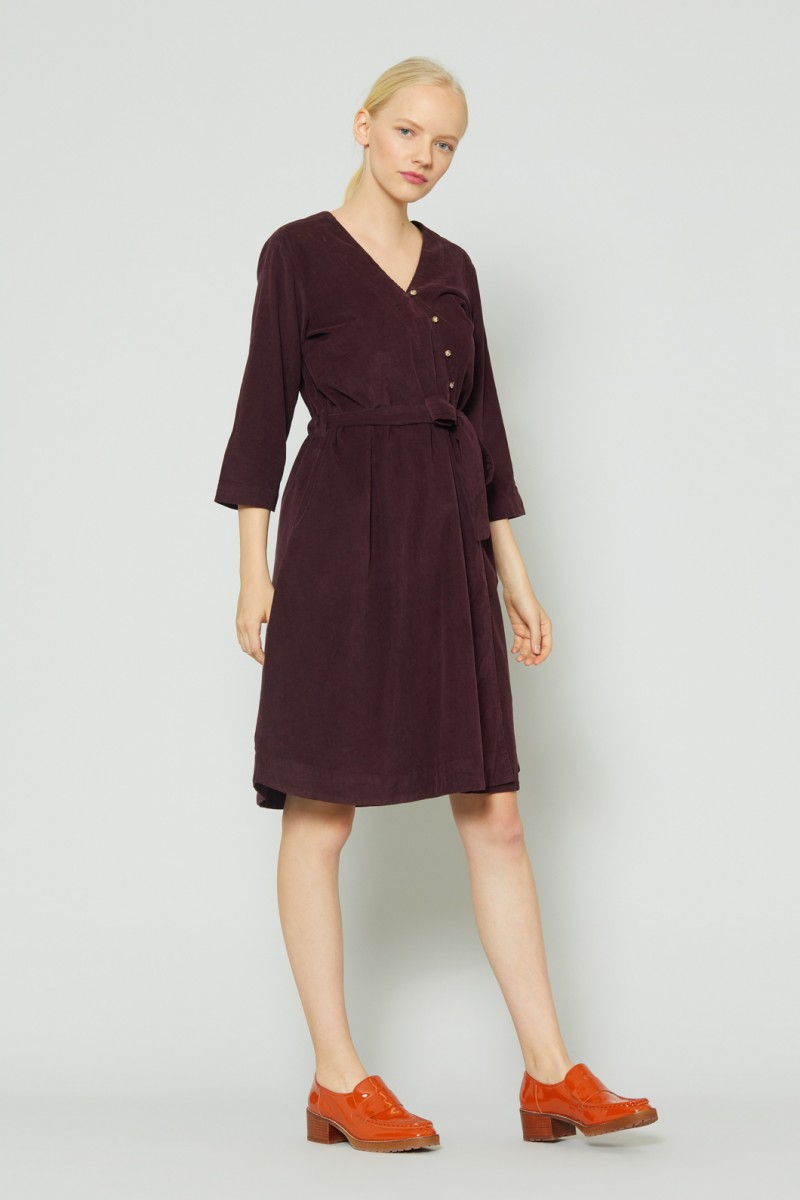 Madeleine Wrap Dress