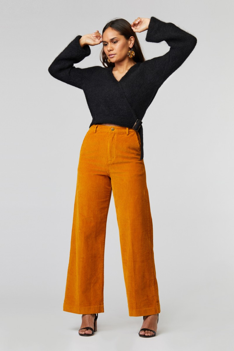 Corn Row Pant