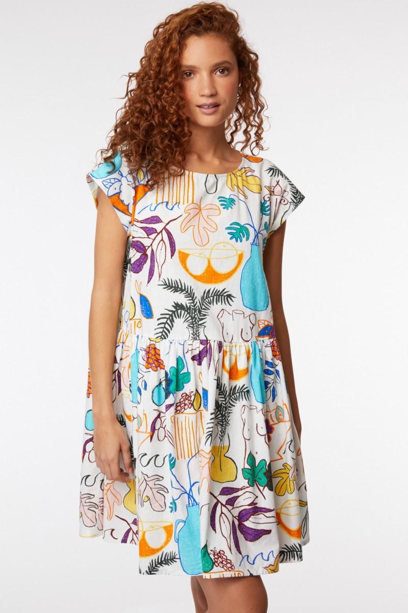 Athena Beach Dress