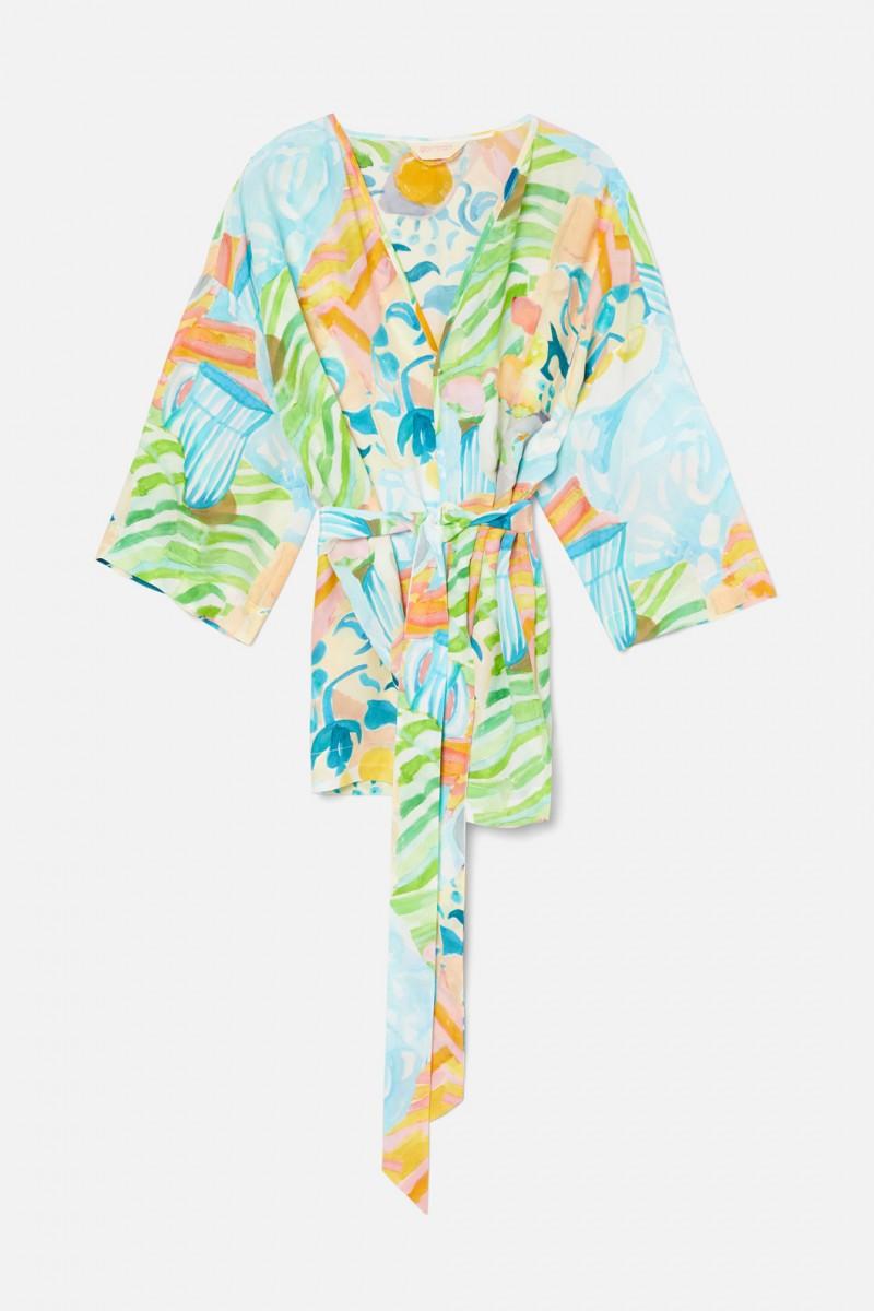 Tavolo Kimono Top