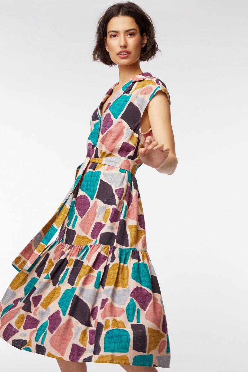 Carmelina Shirt Dress