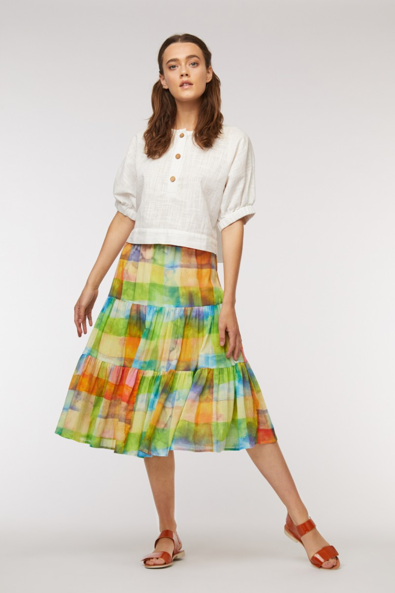 Summer Haze Skirt