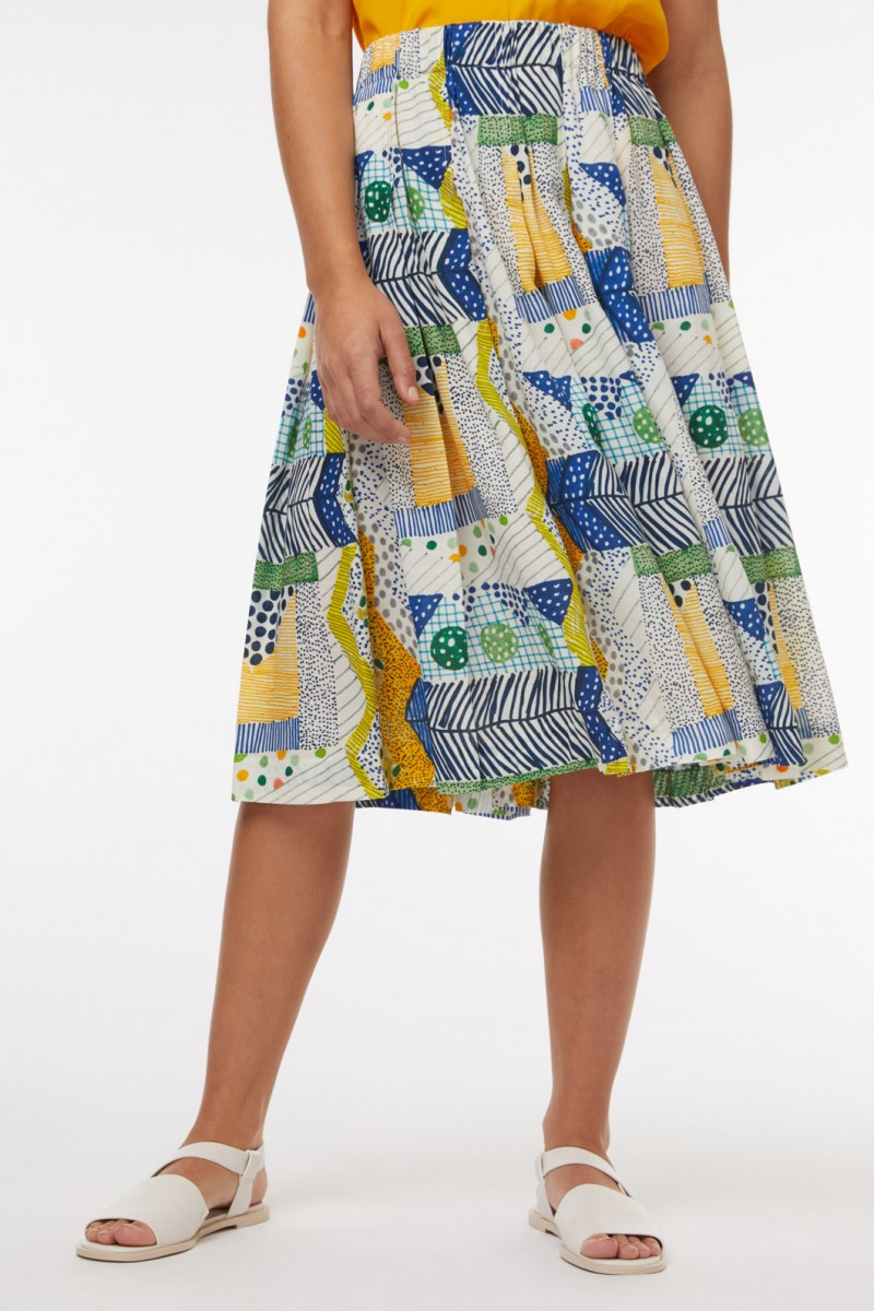 Dot Dot Dash Skirt