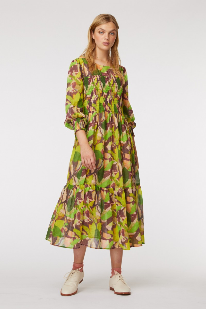 Maple Leaf Dress