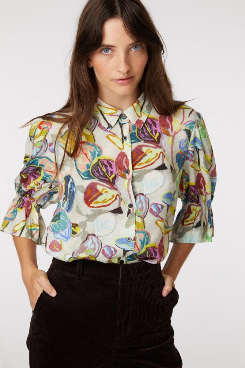 Crayon Garden Shirt