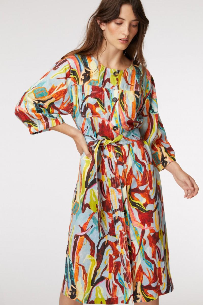Gathering Dress