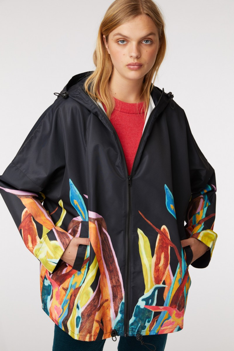 Fields Raincoat