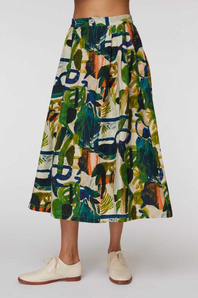 Casa Verde Skirt