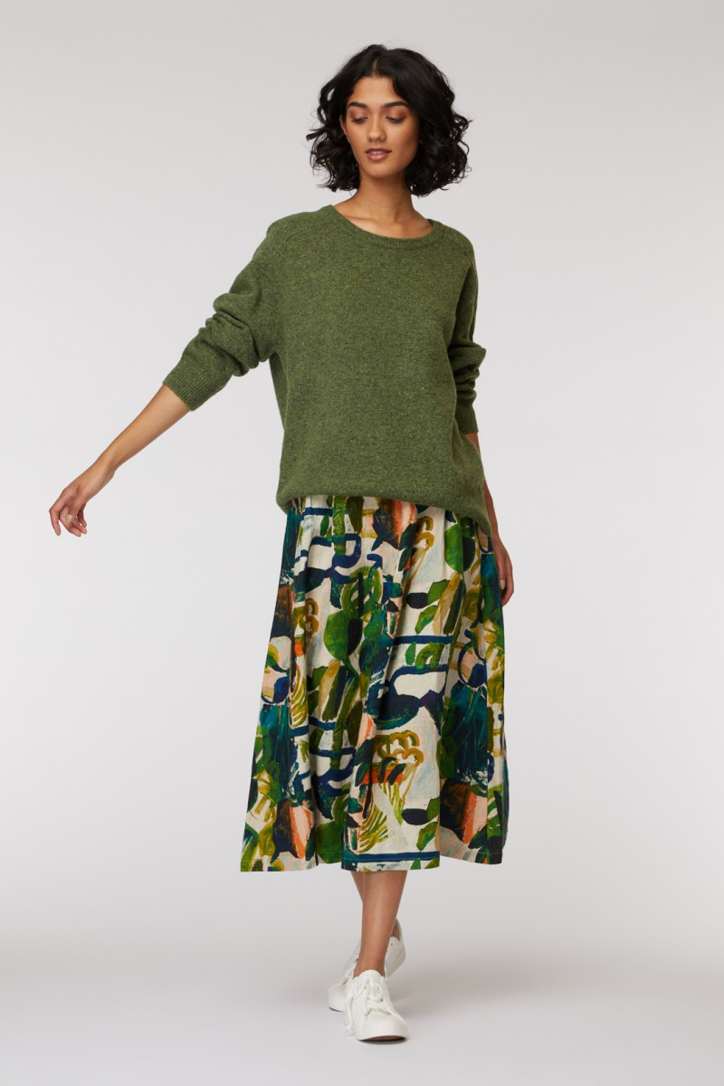 Case Verde Skirt