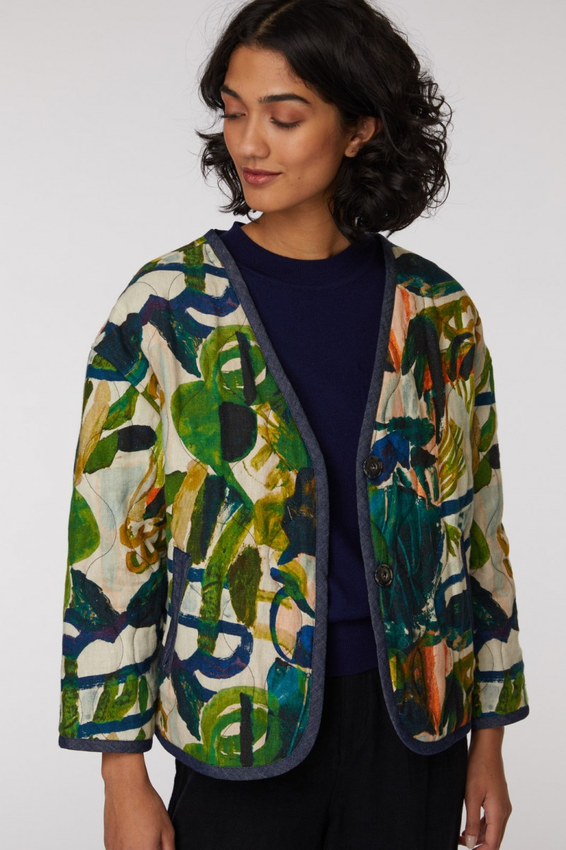 Casa Verde Jacket