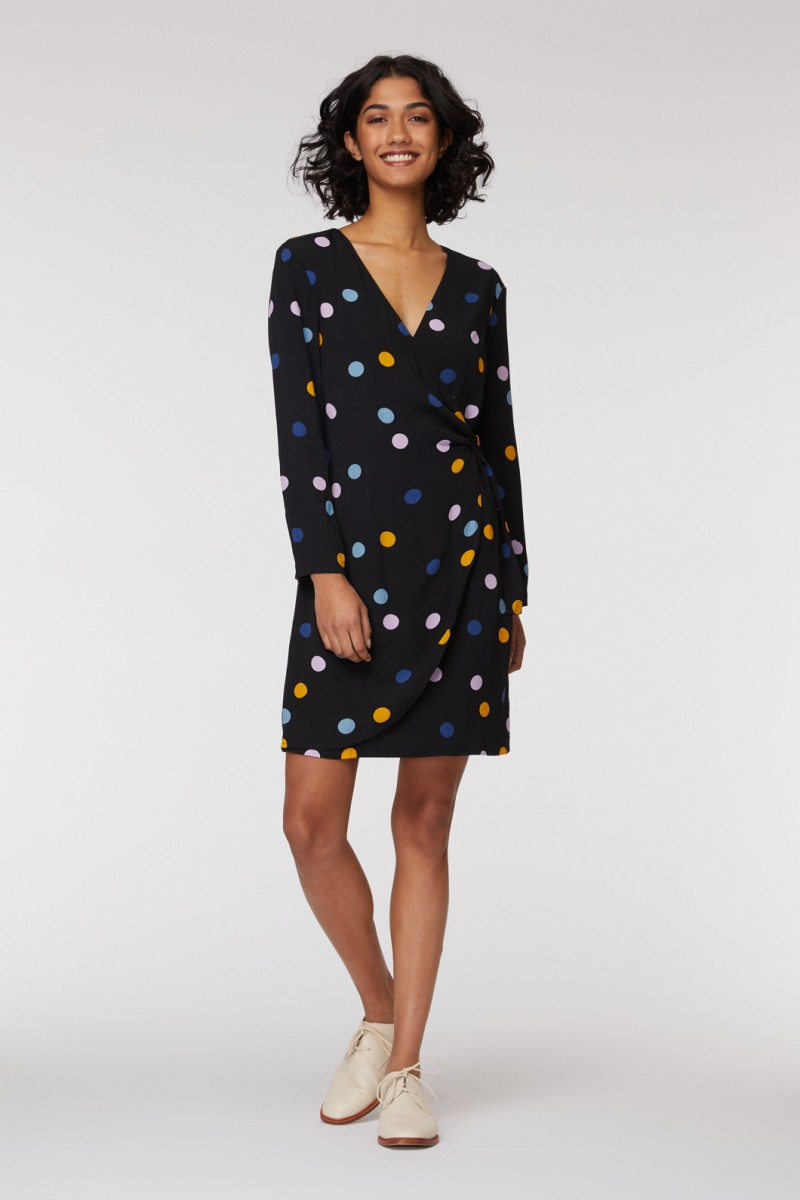Winter Moon Dress