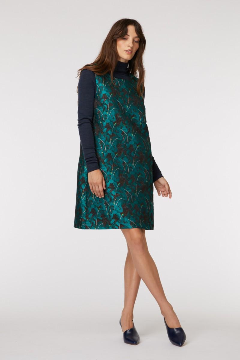 Prairie Clover Tunic Dress