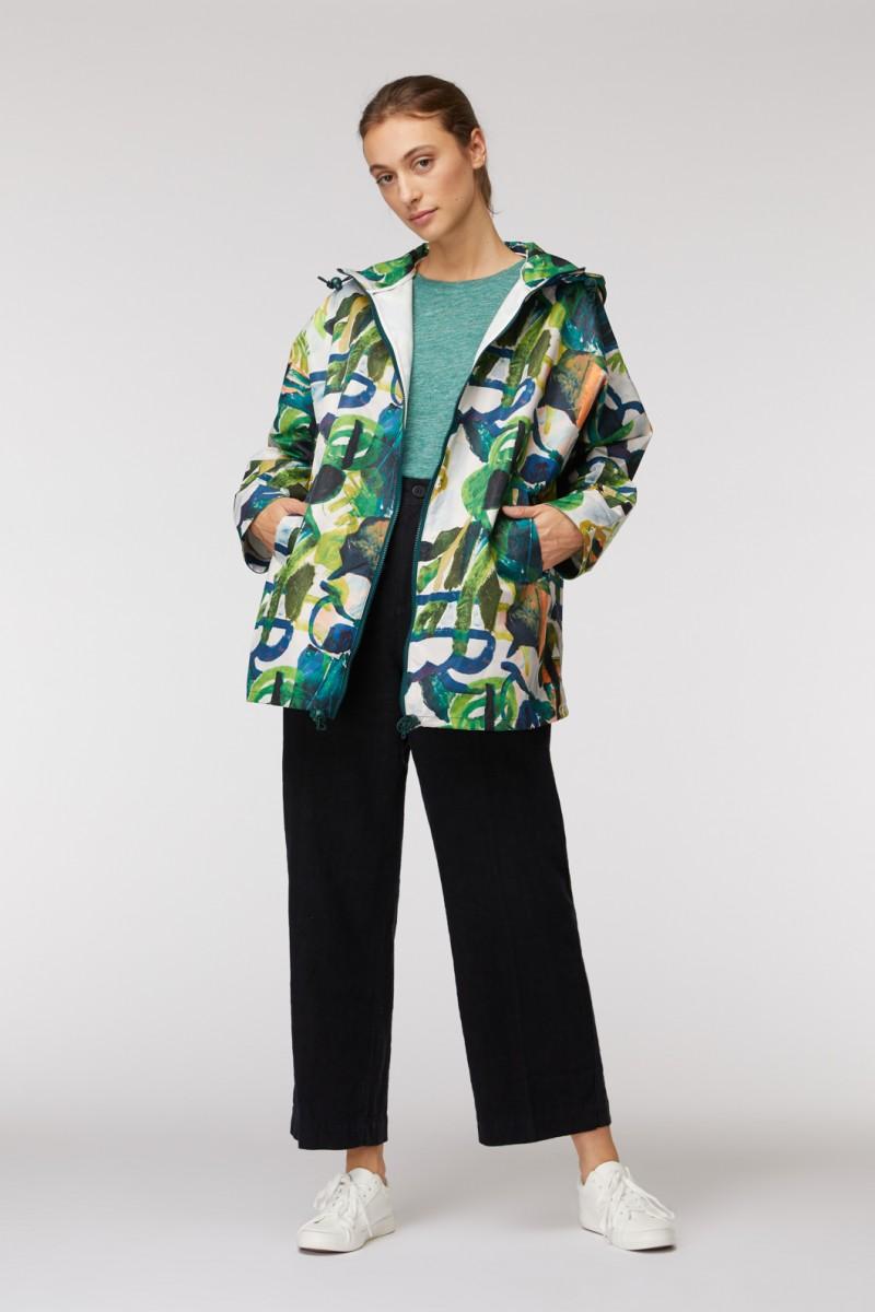 Casa Verde Raincoat