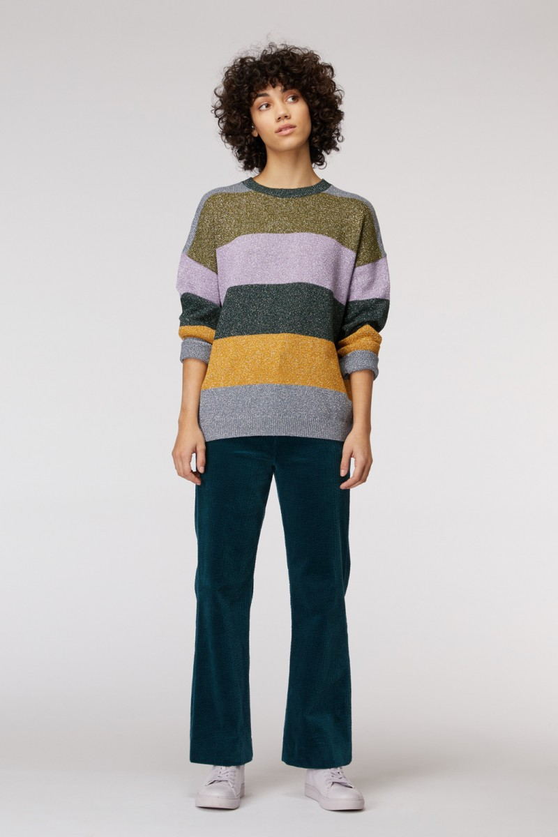 Shining Armour Stripe Jumper