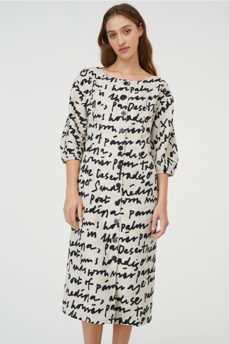 Lost In Translation Dress