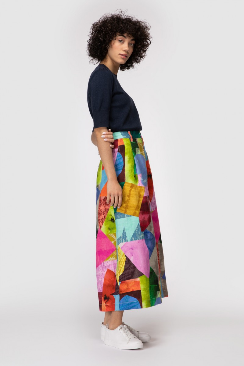 Colour Drop Culotte