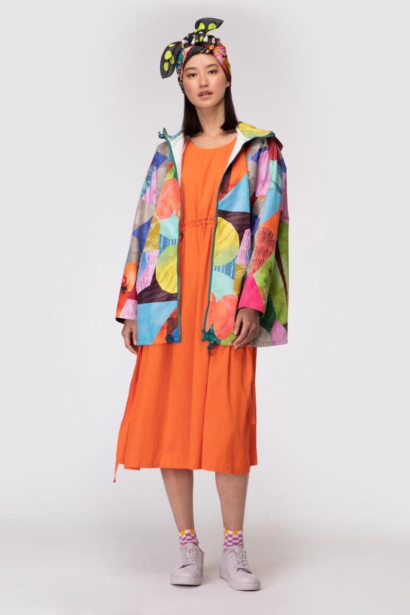 Colour Drop Raincoat
