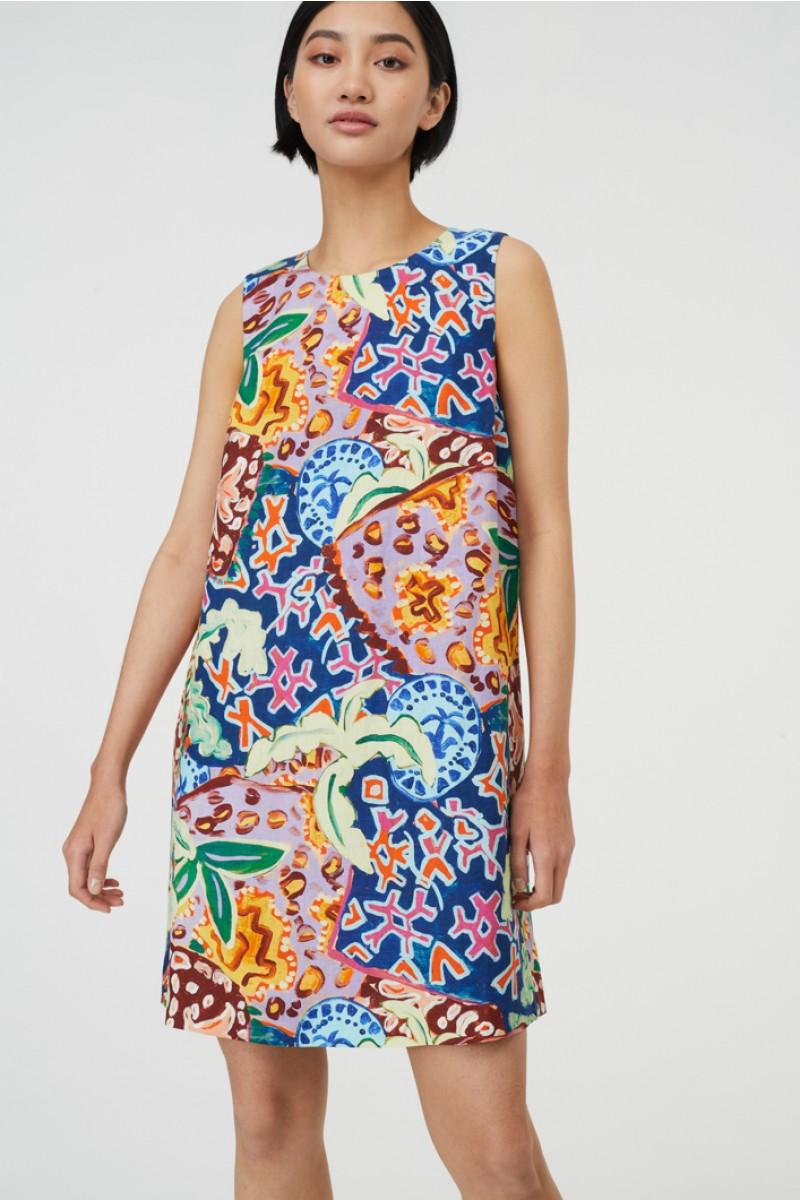 Paradiso Shift Dress