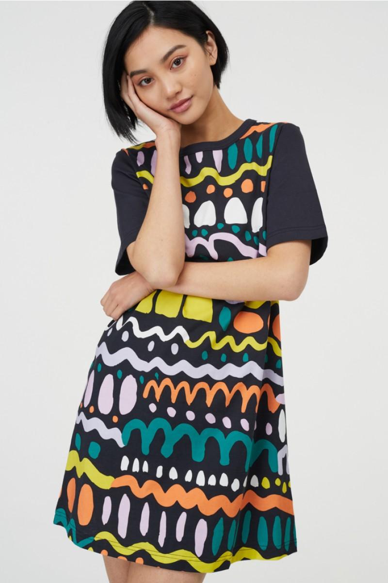 Port Royale Tee Dress