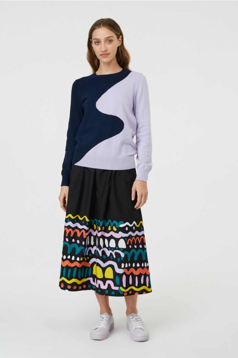 Sandscape Knit Jumper