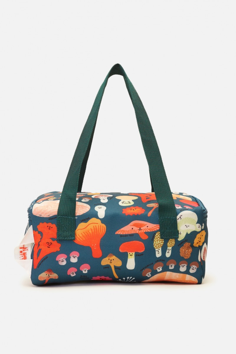 Many Mushrooms Lunch Bag