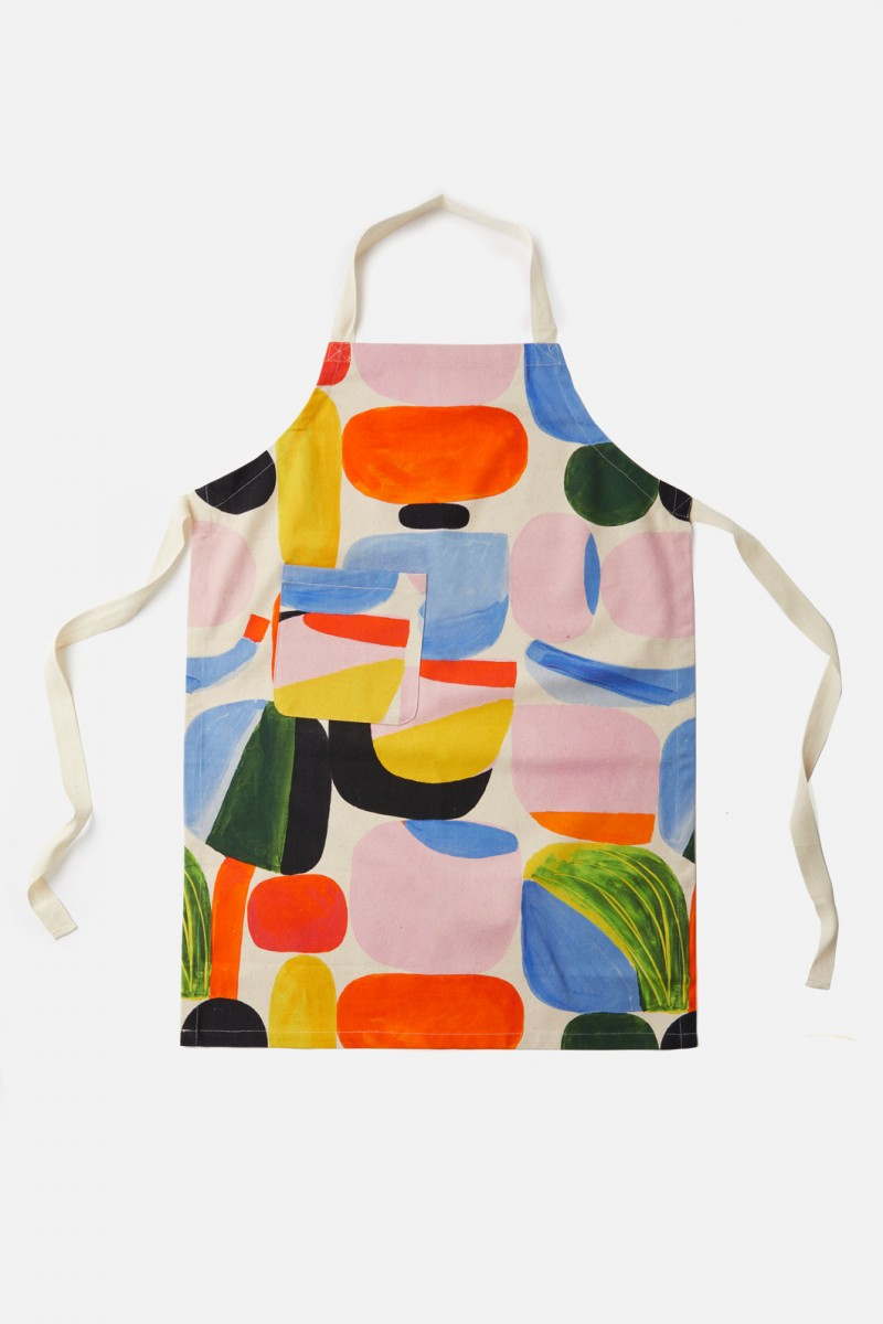 Observing Nature Apron