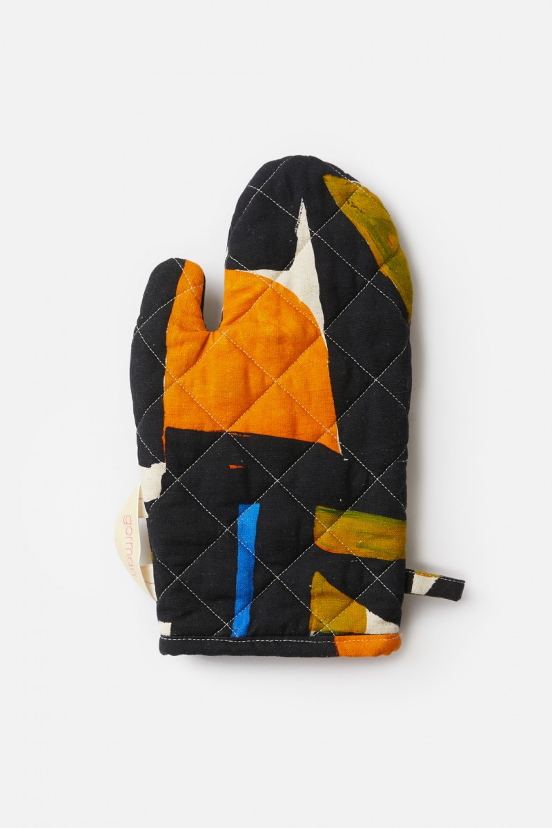 Rock Pools Oven Mitt