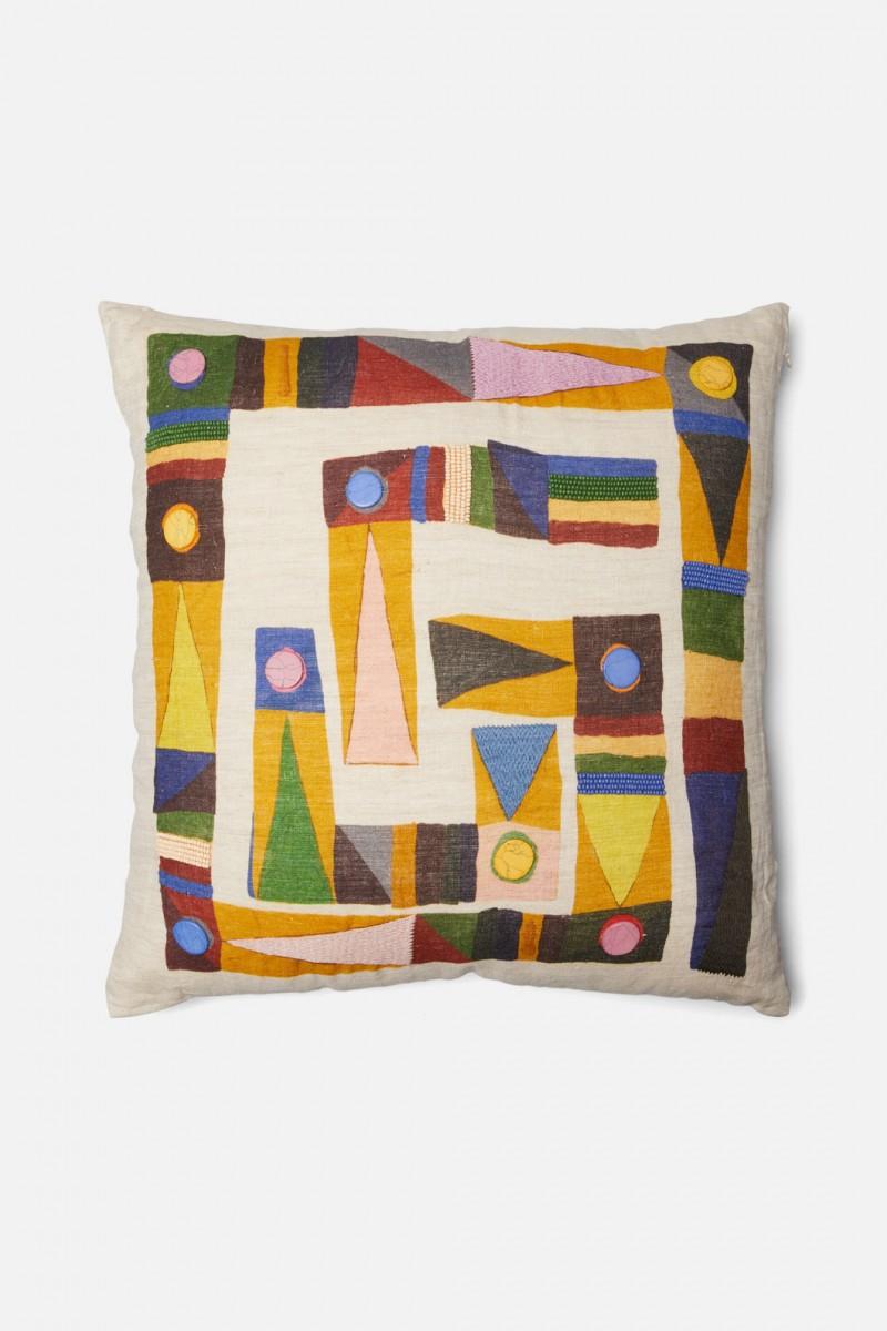 Amaze Embelished Cushion