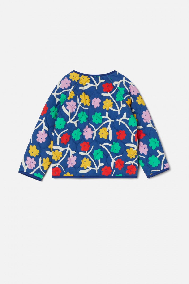 New Blooms Quilted Jacket