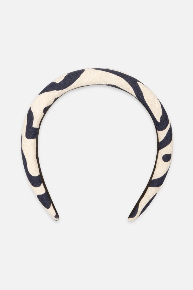 Ripple Effect Padded Headband