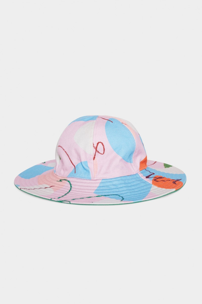 Uncover Upswing Beach Hat