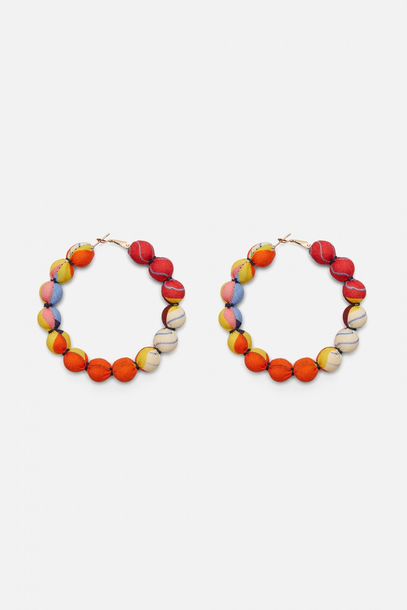 Say Slow Beaded Earring