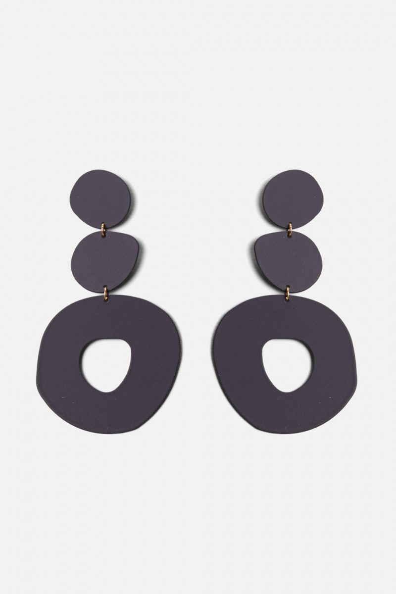On The Hole Earrings