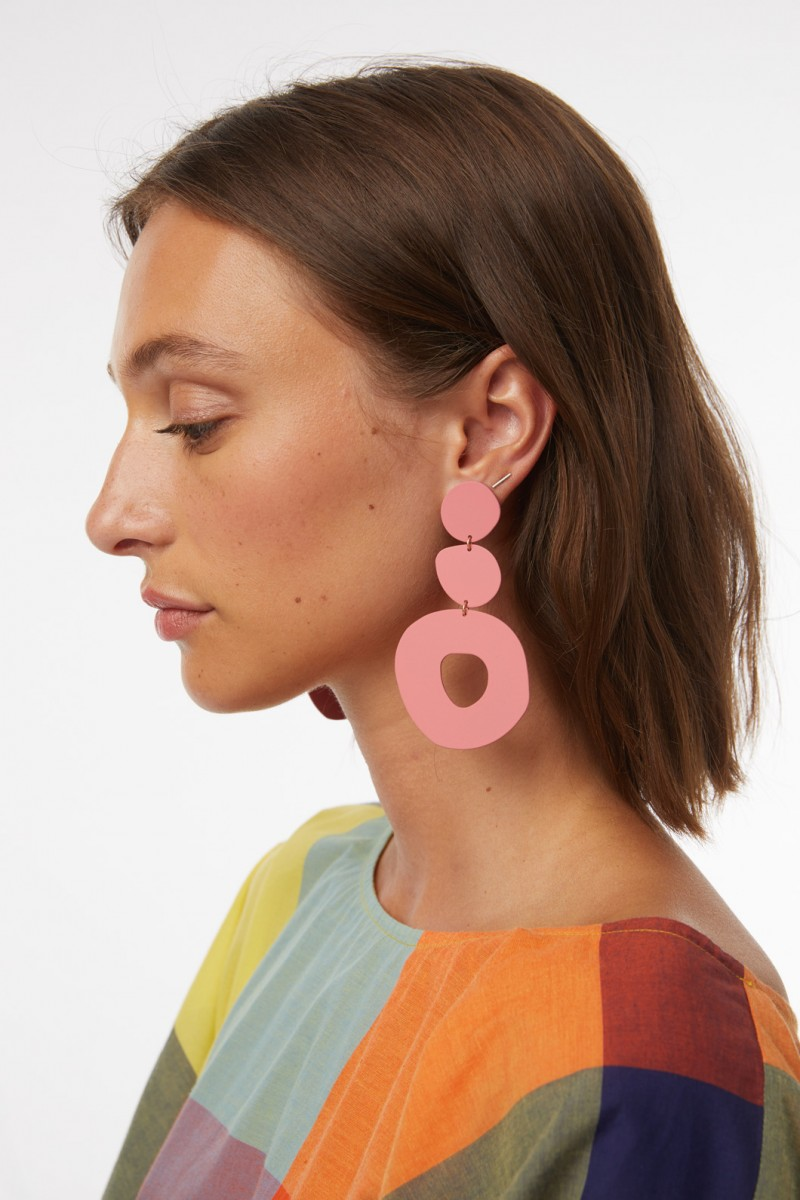 On The Hole Earrings