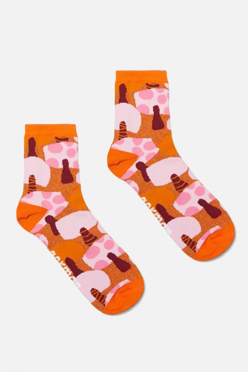 Mushroom Socks