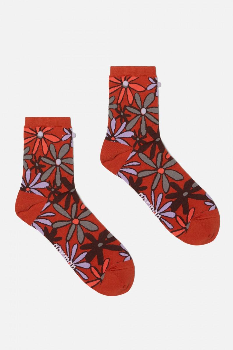 Daisy Chain Socks