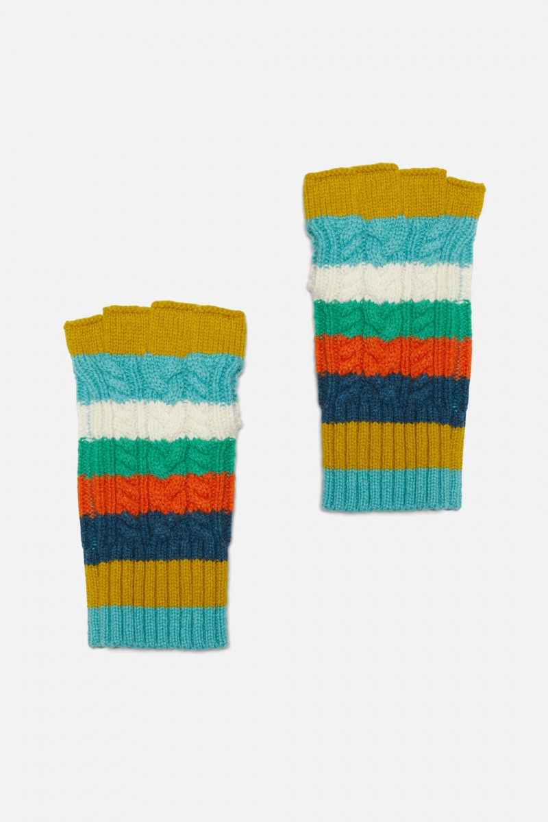 Greta Fingerless Gloves