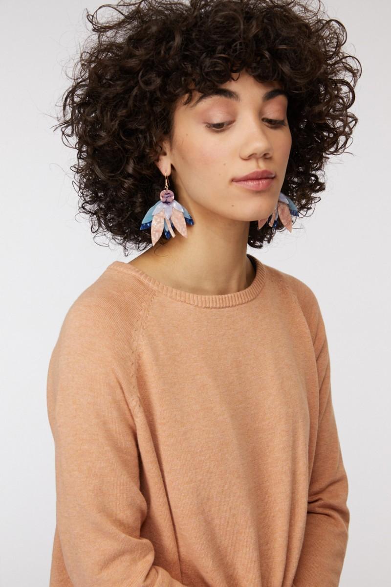 Grow Girl Earrings
