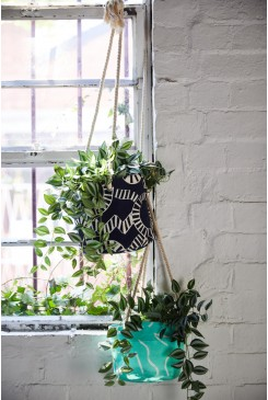 Aquarius Medium Hanging Planter