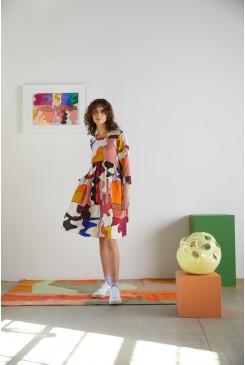 Jigsaw Linen Dress