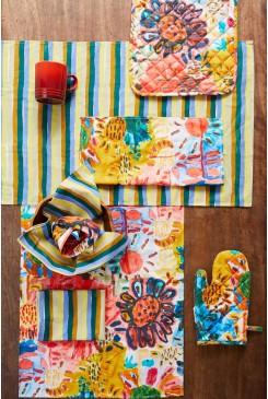 Issa Flower Napkin Set